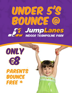 trampoline bounce classes limerick